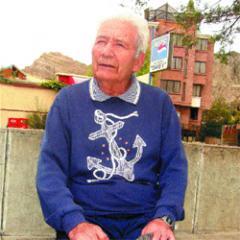 Guillermo Lora, dirigente histórico del POR